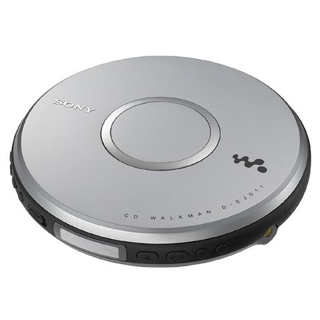 Sony D-EJ011/S ( CD WALKMAN )
