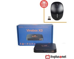 Android TV Box Vinabox X3