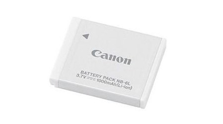 Pin Canon NB-6L